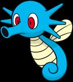 PokémonHorsea