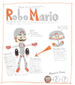 Robotic Mario