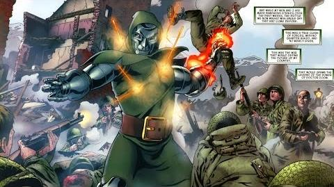 Supervillain Origins Doctor Dooms (Redux)