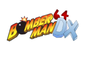Bomberman 64 DX logo