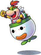 Bowser Jr. - ML Paper Jam
