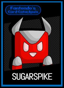 FCC Sugarspike Card