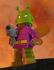 Killer Moth (Lego Batman 4)