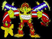 King Kube KiloBot