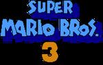 Super Mario Bros 3 logo DSSB