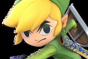 Toon Link - Ultimate