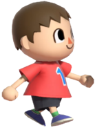 0.5.Red Villager Walking