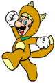 2D Kitsune Luigi