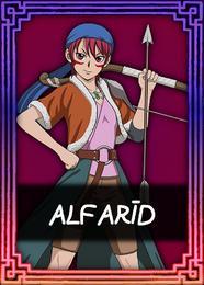 ACL Tome 57 character portal box - Alfarīd
