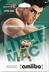 Amiibo - SSB - Little Mac - Box