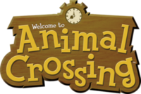 Animal Crossing series logo DSSB