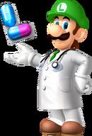 Dr. Luigi Artwork - Dr. Luigi