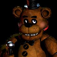 Freddy Always Open