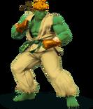 Ryu blanca