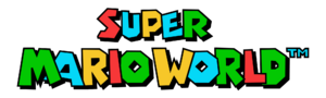 Super Mario World logo DSSB