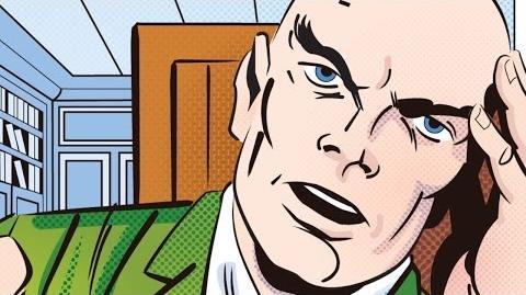 Superhero Origins Professor X (Redux)