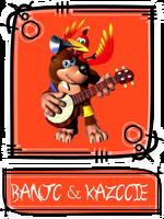 Banjo & Kazooie SSBR
