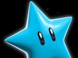 Blue Super Star