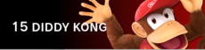 DiddyKong banner