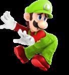 Luigi Charged Alt 12
