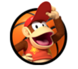 MH3D- Diddy Kong