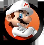 MHWii FireMario icon