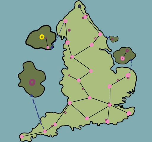 OpeureRegion Outline