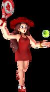 Pauline Mario Tennis Aces