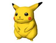 Pikachu3D