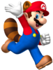 Raccoon Mario 2012