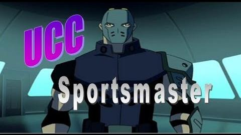 UCC (Unknown Comic Character) Sportsmaster 13
