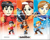 Amiibo - SSB - Mii Fighter - Box