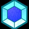 Cyan Honeycomb