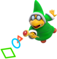 Green Magikoopa New