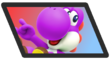 InfinityRemix Purple Yoshi