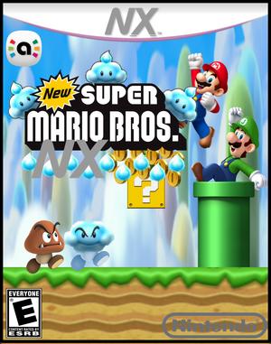New Super Mario Bros. NX