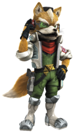 SFZ-Fox McCloud