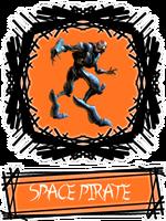 Space Pirate SSBR