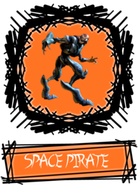Space Pirate SSBR