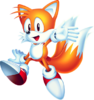 Tails Sonic Mania