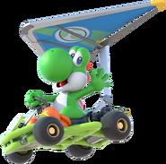 Yoshi - Mario Kart Tour