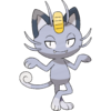 052Alolan Meowth