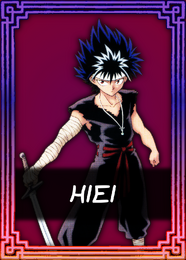 ACL Tome 57 character portal box - Hiei
