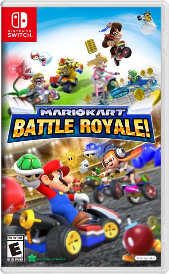 Mario Kart Battle Royale Fantendo Nintendo Fanon Wiki