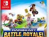 Mario Kart: Battle Royale!