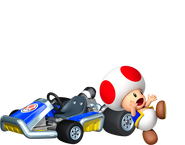 MK7 Toad