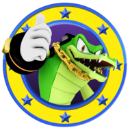 Sonic Championship - Vector the Crocodile