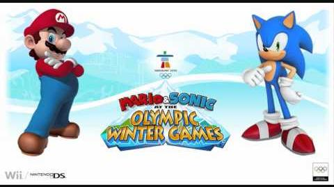 Swan Lake (Mario & Sonic at the Olympic Winter Games)
