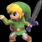 1.11.Toon Link reaching forward