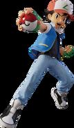 Ash - Pokemon Mewtwo Strikes Back Evolution
